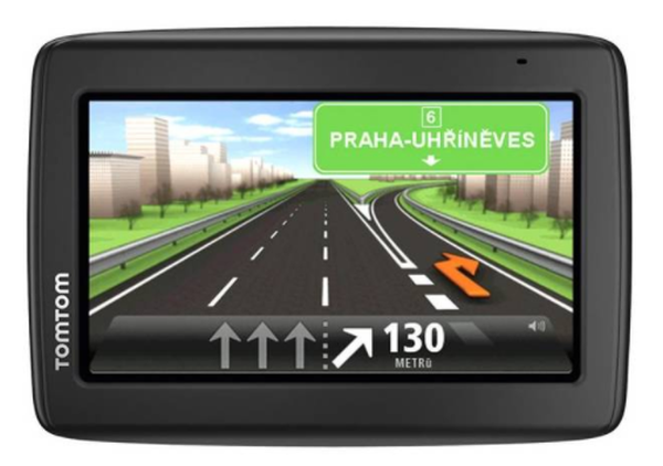 TOMTOM START 25 Europe LIFETIME mapy
