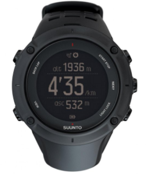 SUUNTO Ambit3 Peak Black HR Black