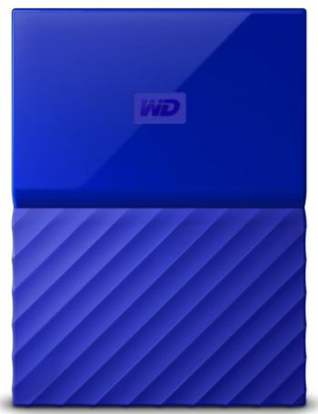 Western Digital My Passport 4TB Blue
