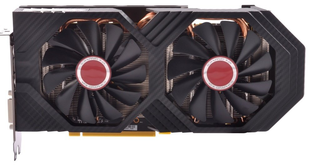 XFX Radeon RX 580 GTS Core Edition 4 GB /1366-1386 MHz