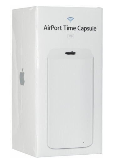 APPLE AirPort Time Capsule 2TB Hard Drive
