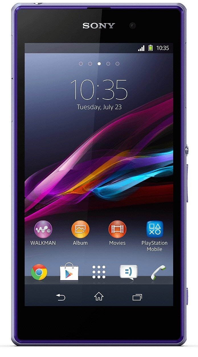 SONY Xperia Z1 C6903 Purple EU