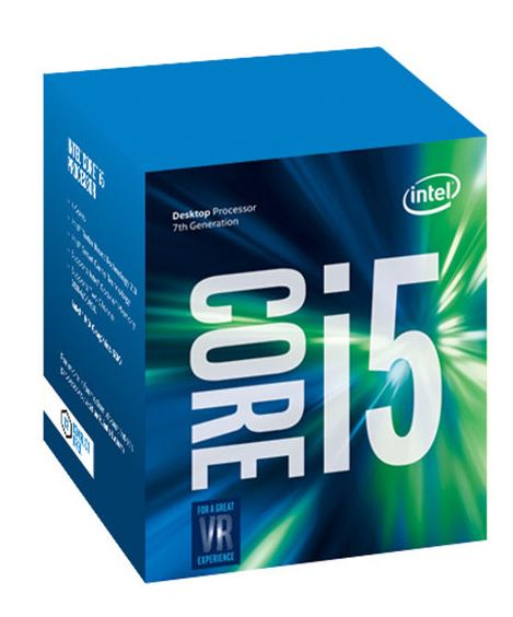 Intel Core i5-7600 @ 3.5GHz