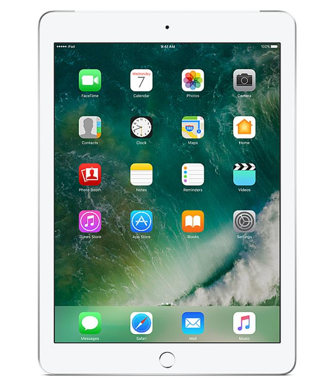 APPLE iPad Wi-Fi + Cellular 32GB Silver