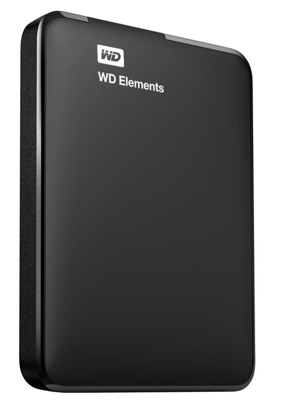 Western Digital Elements Portable 2TB (WDBU6Y0020BBK-EESN)