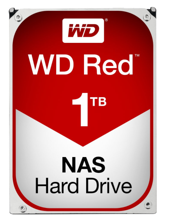 Western Digital Red 1TB (WD10EFRX)