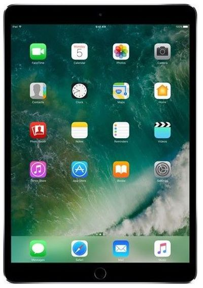 APPLE iPad Pro 10.5 Wi-Fi Cellular 256GB Space Gray (MPHG2FD/A)