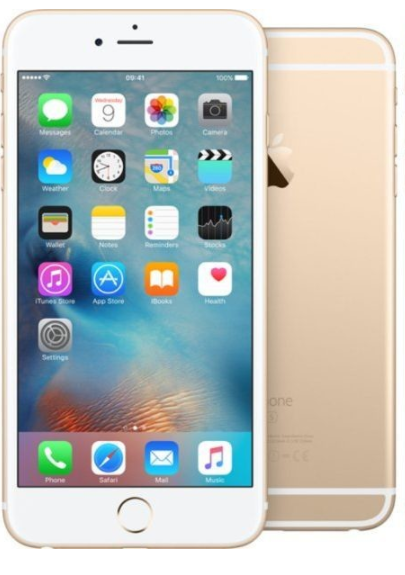 APPLE Iphone 6s Plus 16GB Gold DE