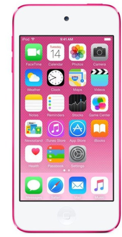 APPLE iPod touch Pink 32GB (MKHQ2HC/A)