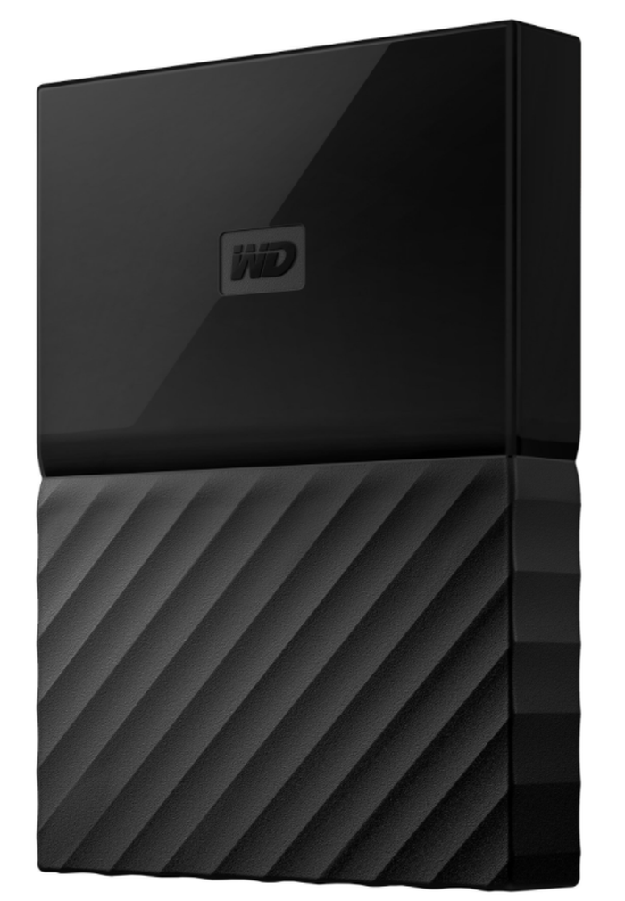 Western Digital My Passport 4TB Black (WDBYFT0040BBK-WESN)
