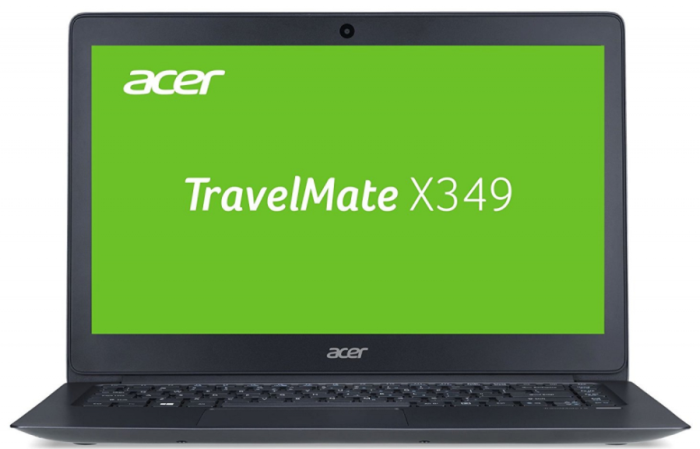 ACER TravelMate X349-G2-M-53L0 grey