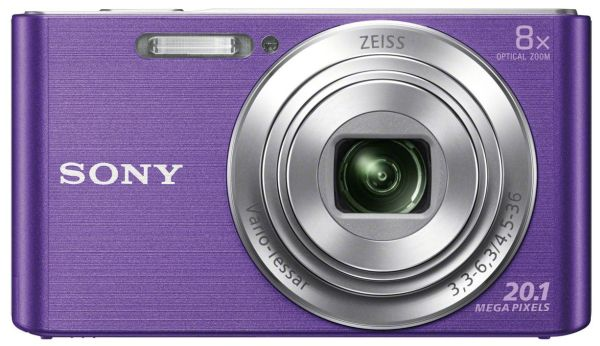 SONY DSC-W830 Purple