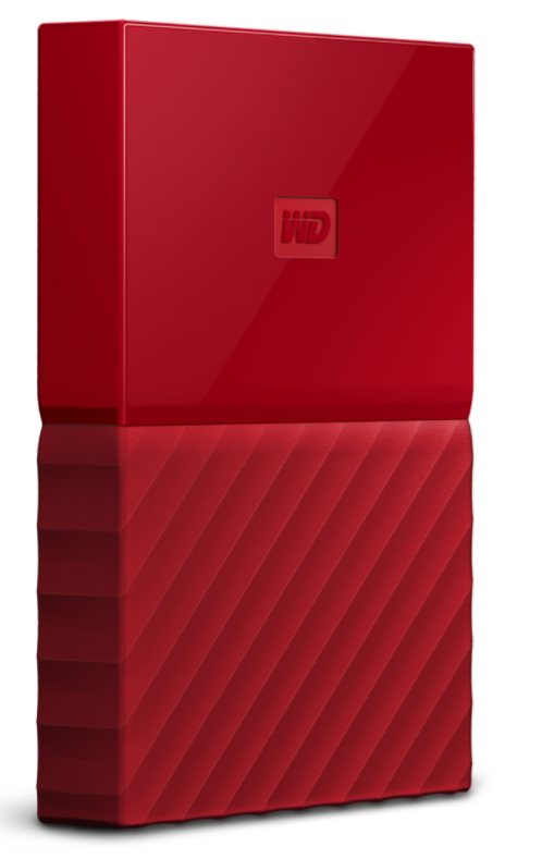 Western Digital My Passport 2TB Red (WDBYFT0020BRD-WESN)