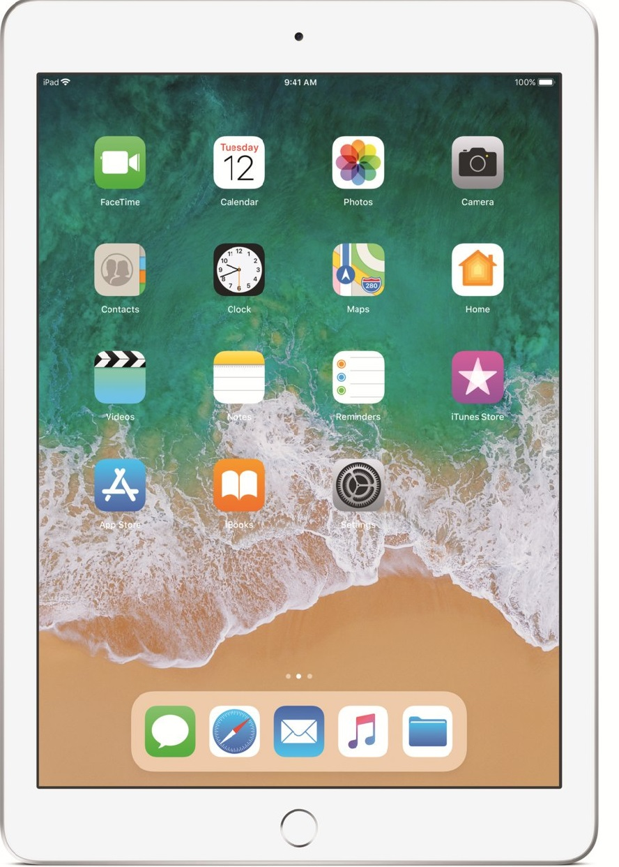 APPLE iPad 9.7 (2018) 128GB LTE Silver