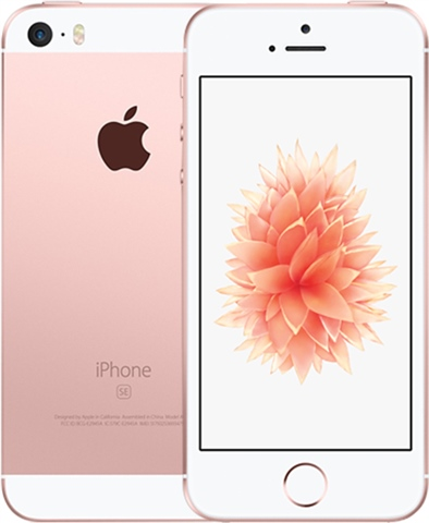 APPLE iPhone SE 32GB Rose Gold DE