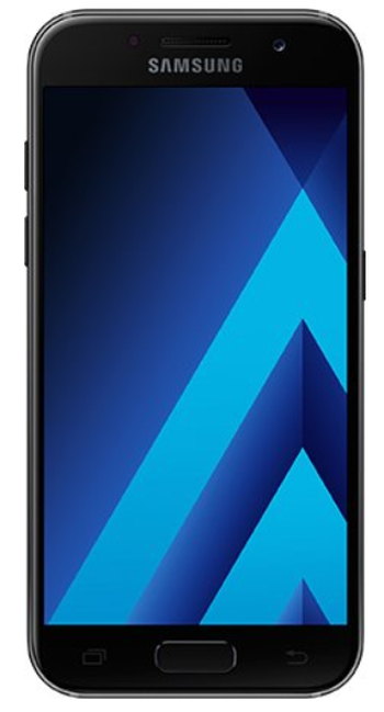 SAMSUNG Galaxy A3 (2017) SM-A320 16GB Black