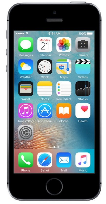 APPLE iPhone SE 16GB Grey EU