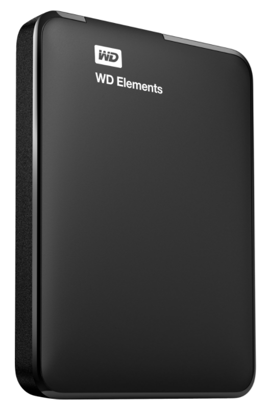 Western Digital Elements Portable 1.5TB