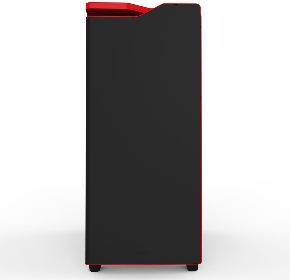 NZXT H440 Black + Red