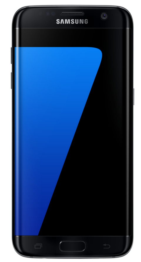 SAMSUNG G935F Galaxy S7 Edge, 32GB - Black