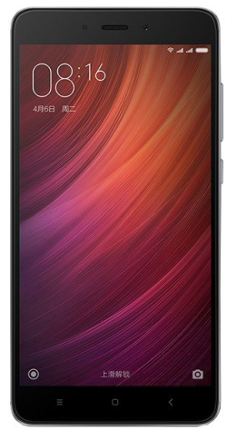 XIAOMI Redmi Note 4 32GB Dual Sim Grey