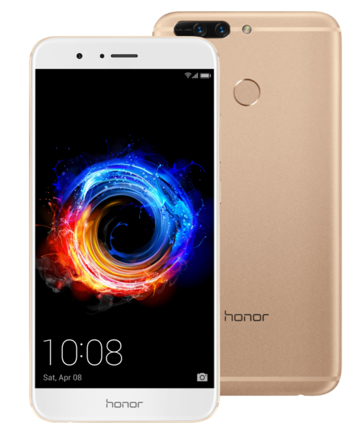 HUAWEI Honor 8 Pro 64GB Dual Sim Platinum Gold