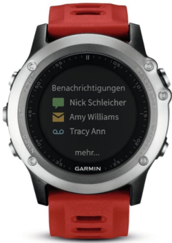 Garmin Fenix3 Performer Red