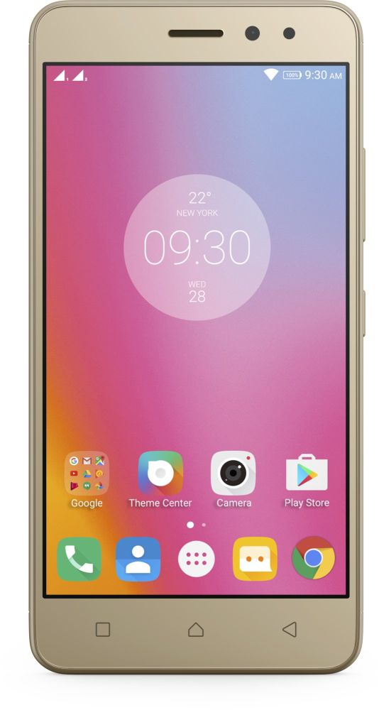 LENOVO K6 Power Dual-SIM LTE Gold