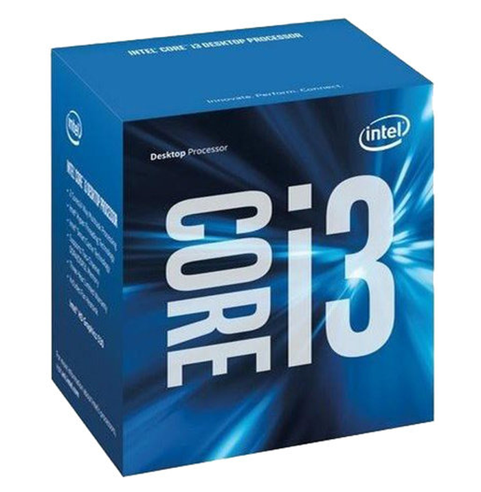 Intel Core i3-6300 @ 3.8GHz