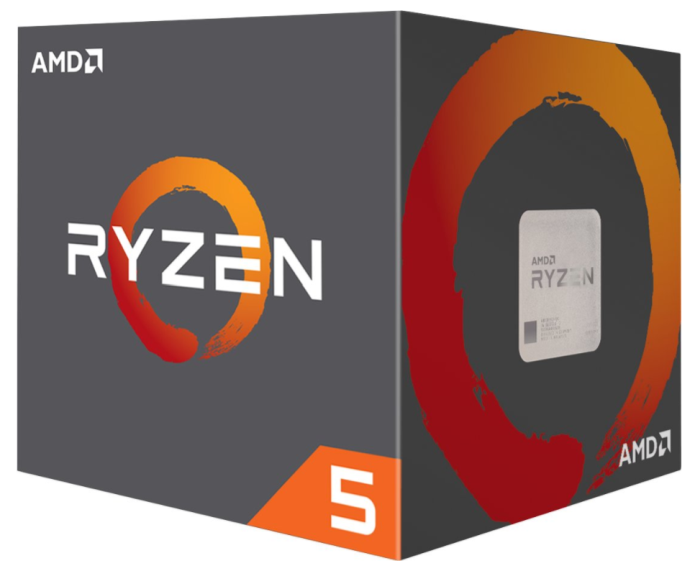 AMD RYZEN 5 1400 @ 3.2GHz