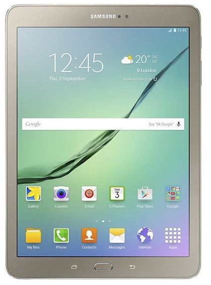 SAMSUNG Galaxy Tab S2 T719 8.0 32GB Cellular LTE Gold