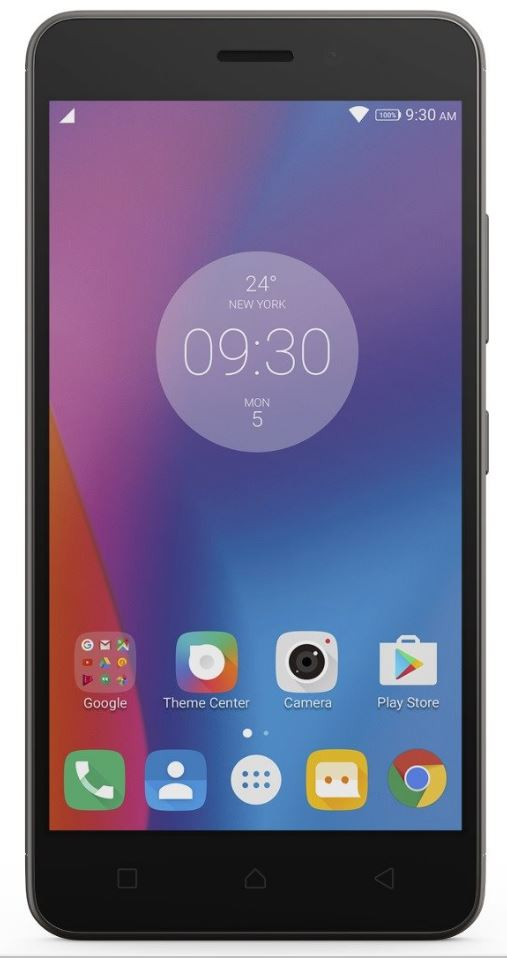 LENOVO K6 Dual 16GB Grey EU
