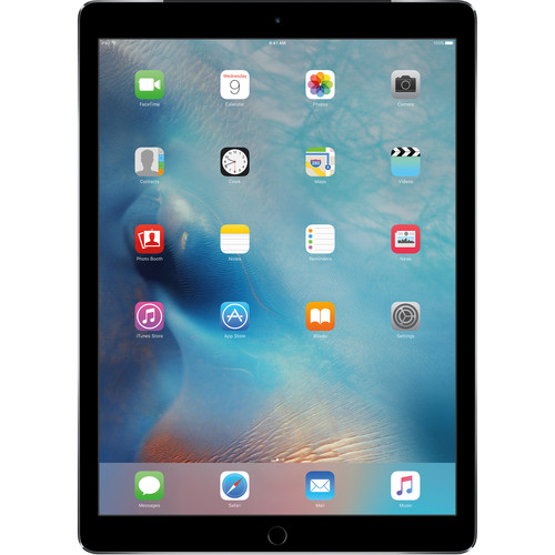 "APPLE iPad Pro 9.7"" Wi-Fi 128GB Space Gray (MLMV2FD/A)"