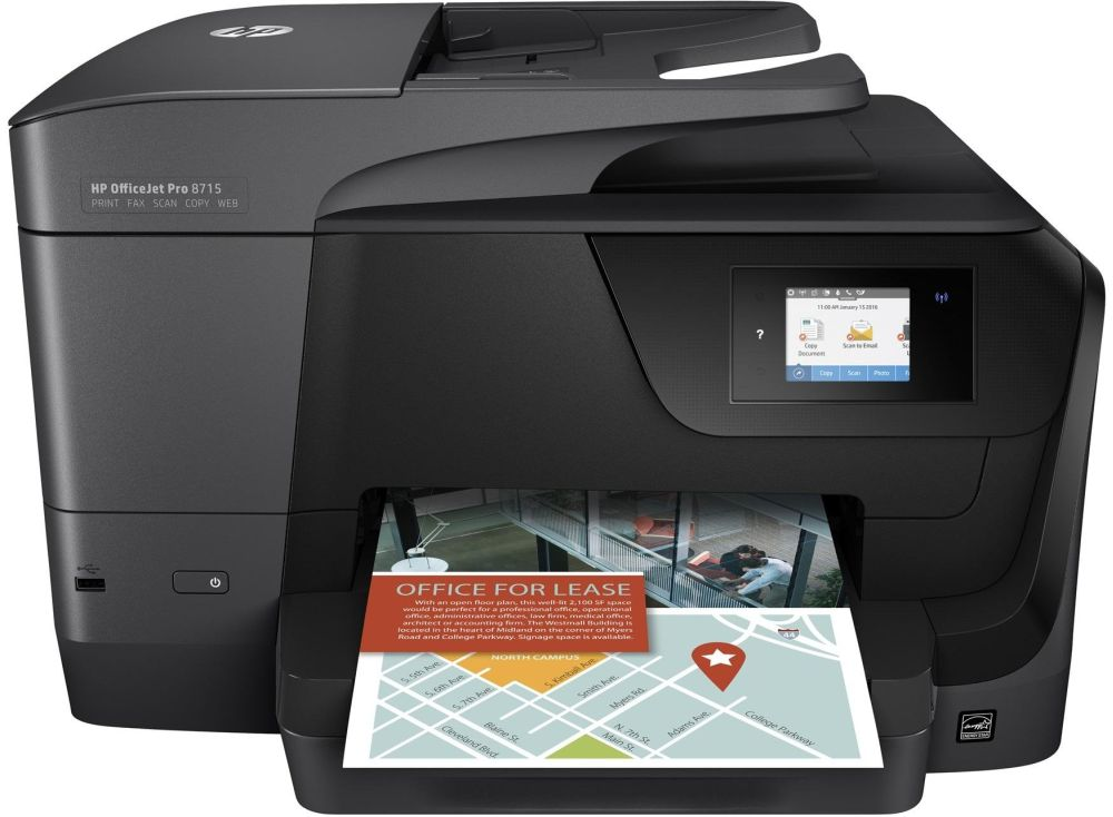 HP OfficeJet Pro 8715 All-in-One (J6X76A)