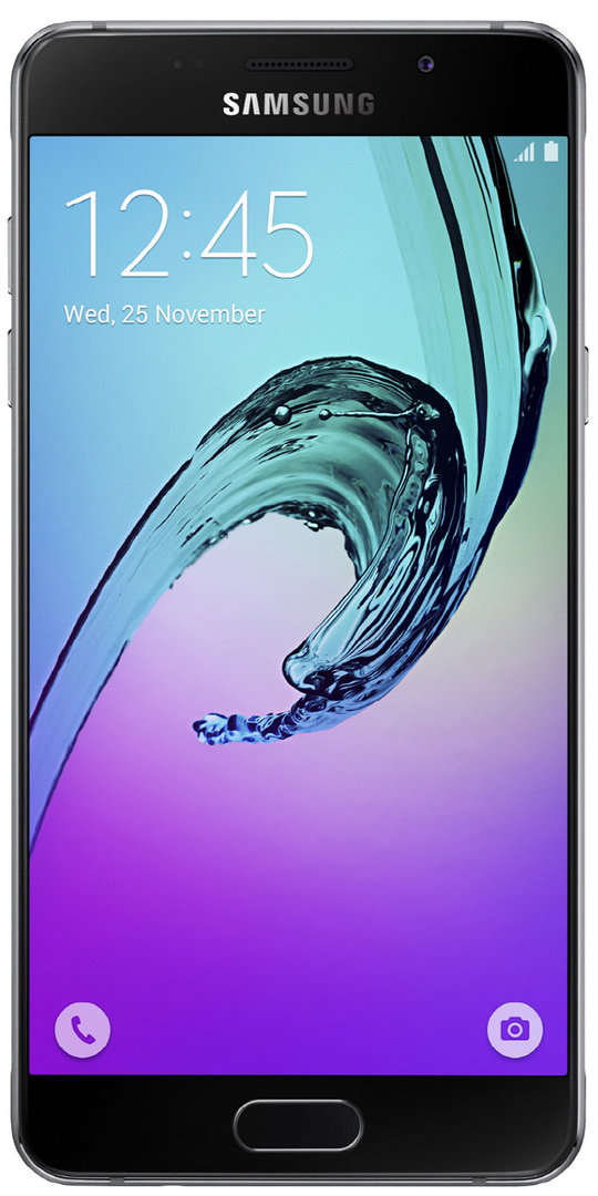 SAMSUNG Galaxy A5 (2016) A510F LTE 16GB Black EU
